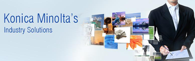 Konica Minolta - Industry Solutions